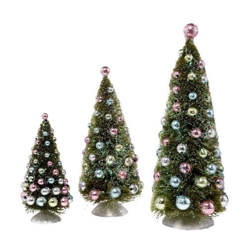 Snowbabies - Dream Tree with Ornaments Set of 3